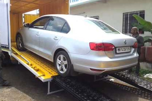 Car Transport from Indore